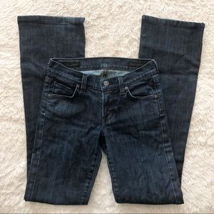 Citizens Of Humanity Kelly Stretch Bootcut Size 24
